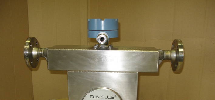 Afbeelding 1 - Flowmeter Mass Flow Sensor