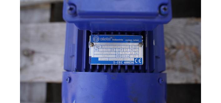 Afbeelding 3 - Motor Elsto ET FC 80
