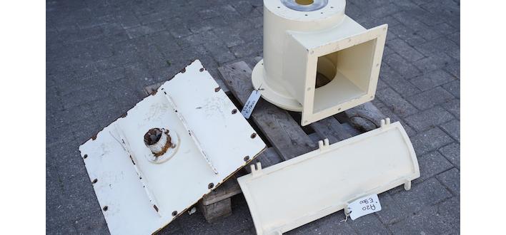 Afbeelding 1 - Azo E800 | Diverse onderdelen