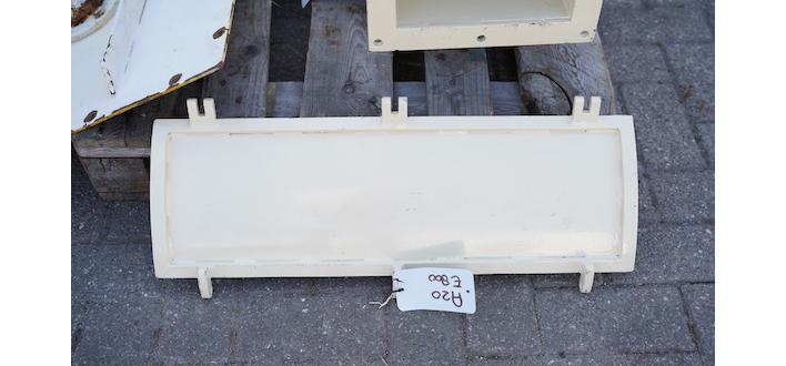 Afbeelding 3 - Azo E800 | Diverse onderdelen
