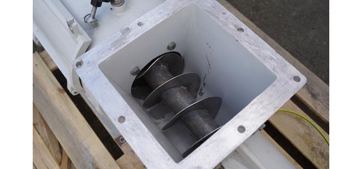 Afbeelding 3 - Azo roterende zeef