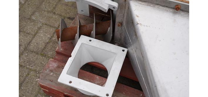 Afbeelding 2 - Azo zeef E650 | Div. Onderdelen