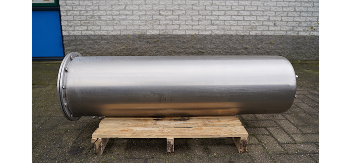 Afbeelding 2 - Rvs druktank (1D1R-2)
