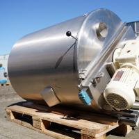 Rvs opslagtank (TJ1022-1B)