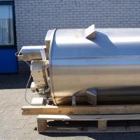 Rvs opslagtank (TJ1021-1B)