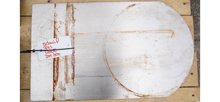 Afbeelding 3 - Afsluiter DN300 div. onderdelen Vade
