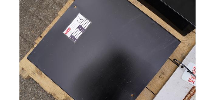 Afbeelding 4 - Afsluiter DN300 div. onderdelen Vade