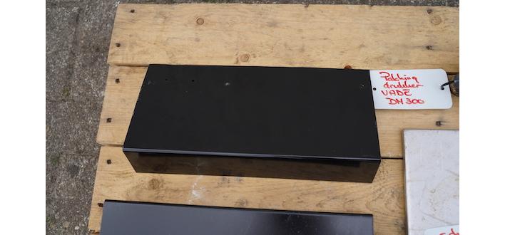 Afbeelding 5 - Afsluiter DN300 div. onderdelen Vade