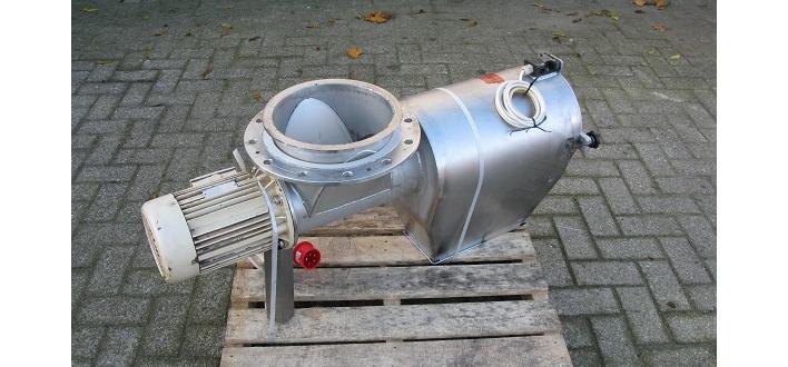 Afbeelding 1 - Azo roterende zeef E360