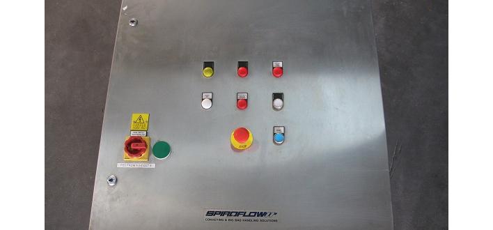 Afbeelding 1 - Bedieningskast Spiroflow - A11480