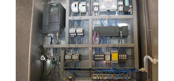 Afbeelding 2 - Bedieningskast Spiroflow - A11480