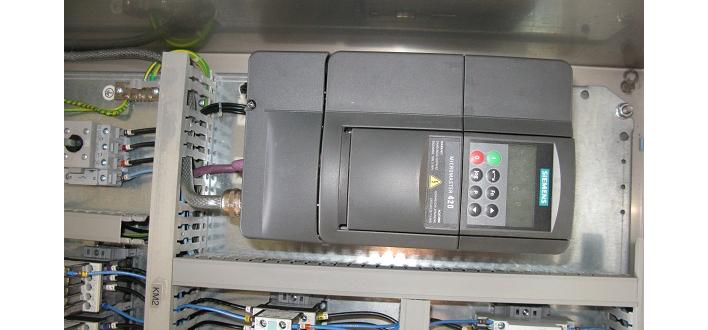 Afbeelding 4 - Bedieningskast Spiroflow - A11480