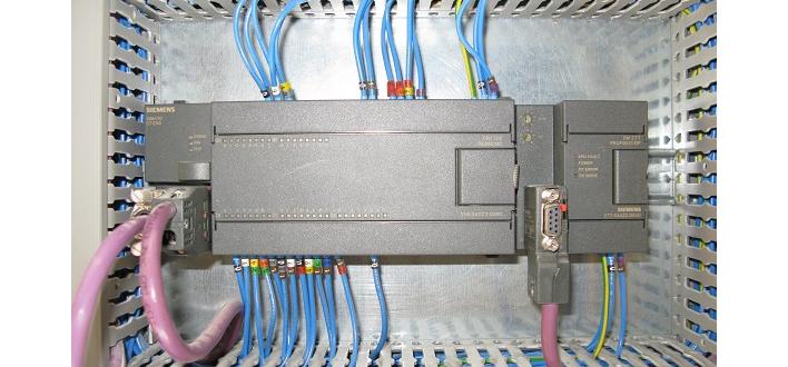 Afbeelding 5 - Bedieningskast Spiroflow - A11480